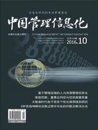 中国管理信息化期刊
