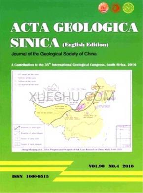 Acta Geologica Sinica(English Series)杂志