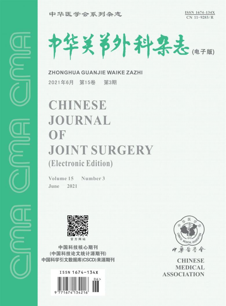 中华关节外科