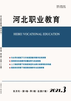 河北职业教育