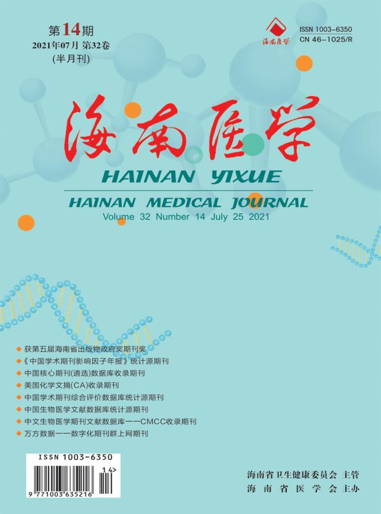 海南医学期刊