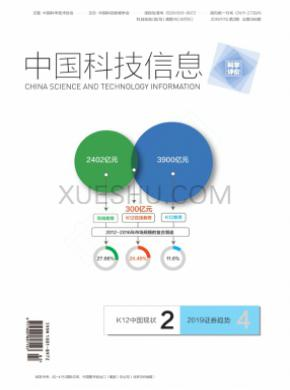 中国科技信息杂志社