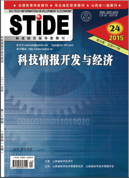 科技情报开发与经济