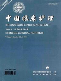 中国临床护理期刊