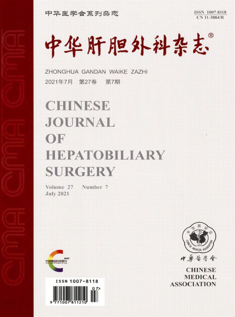 中华肝胆外科